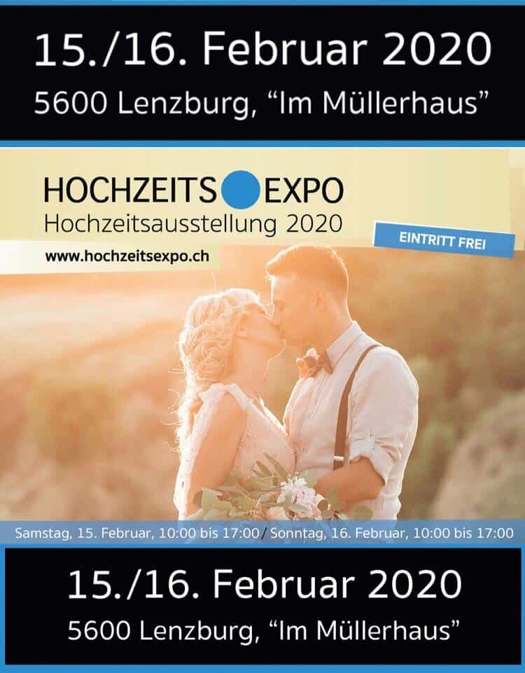 Hochzeits Expo Lenzburg
